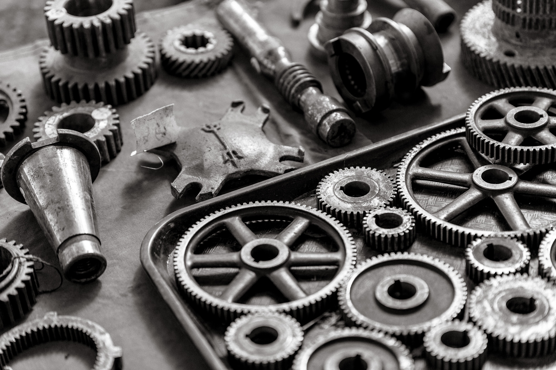 Lubrificanti per l'industria meccanica